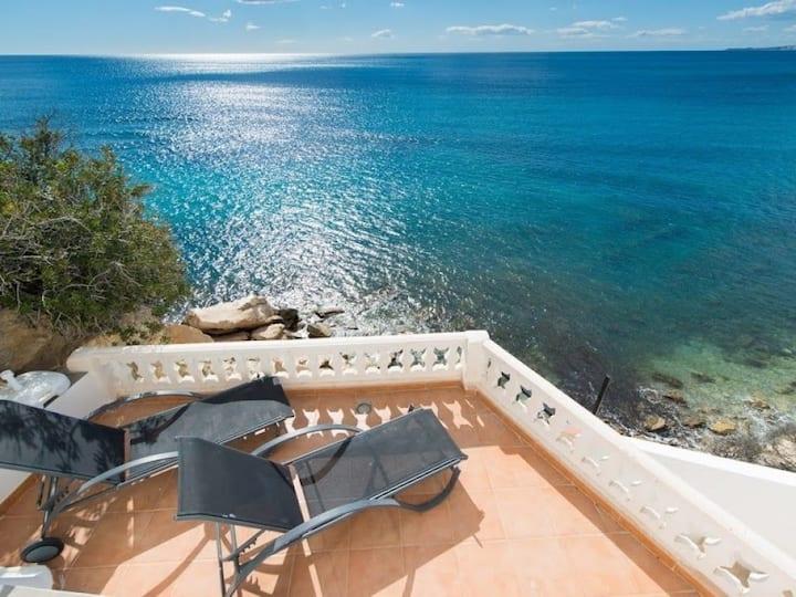 "Ocean ""Villa Cala del Pulpo"" direct beach access"