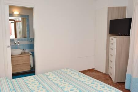 La camera di Lu Casteddu