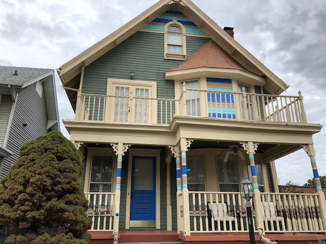 Historic Home on Mansion Row