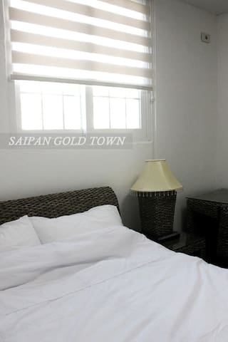 Gold Town 2인실 더블