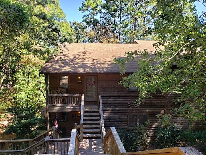 Tree house condo
