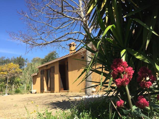 Maison 4 personnes  entre Olmeto & Propriano - Olmeto - Casa