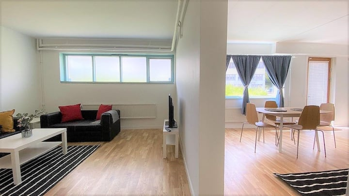 Charming 1 bedroom flat in the centre of the city