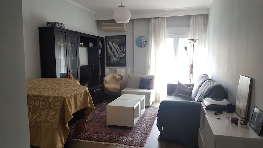 Modern apartment in Thessaloniki