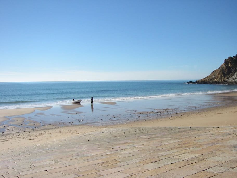 30 Meters from the beach
