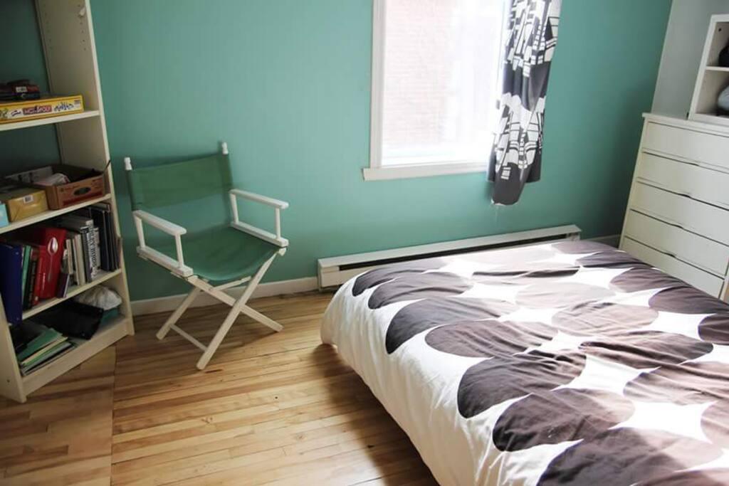 La chambre / the bedroom