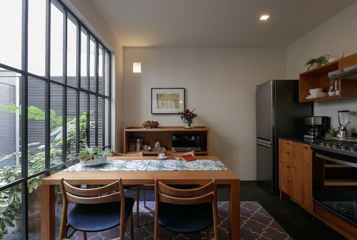 Bellísimo apartamento en Privada Everness #2