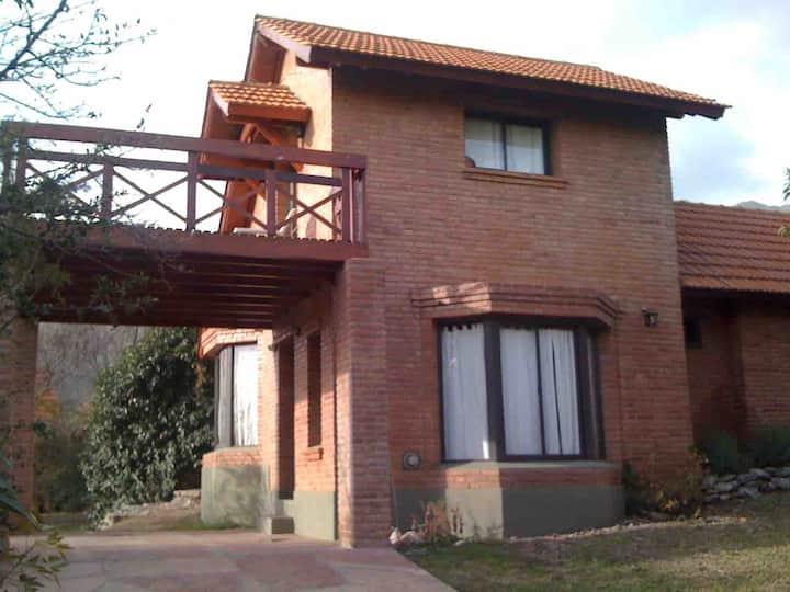 Casa para 4/5 personas en Merlo San Luis