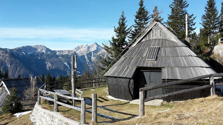 Chalet Resa - Velika planina - Velika Planina