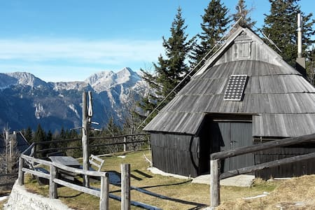 Chalet Resa - Velika planina - Velika Planina - Bungalo