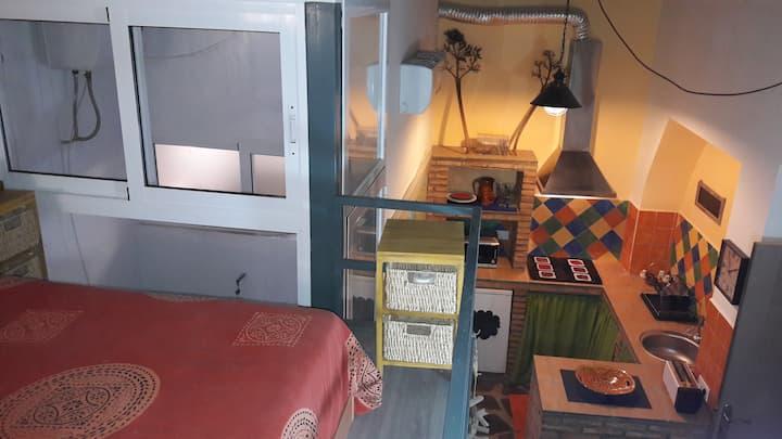 Precioso apartamento en casco histórico. B&B