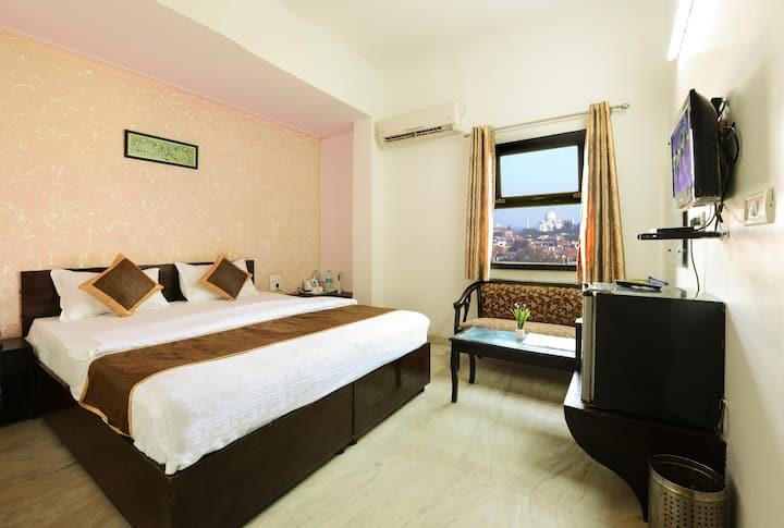 Taj Facing Room 1