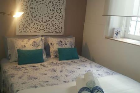 (3)Double Bedroom Lisbon Center - Lissabon - Appartement