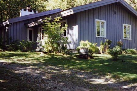 Cozy Ski Cabin on Stratton Mt - Stratton - Casa