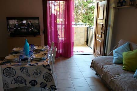 Afytos 2 bedroom family apartment