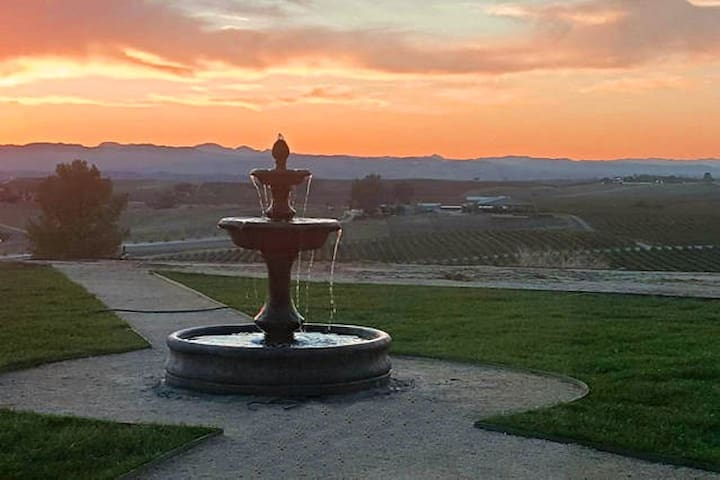 360° Vineyard Views In Gorgeous Paso Robles Estate - San Miguel - Rumah