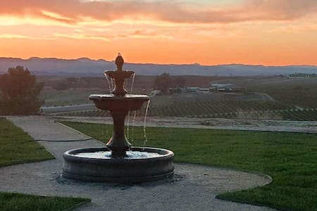 360° Vineyard Views In Gorgeous Paso Robles Estate - San Miguel - Dům