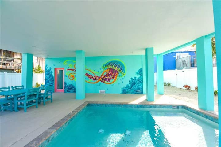 Sea Horse Beach House (House)