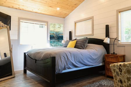 Open Concept Cabin