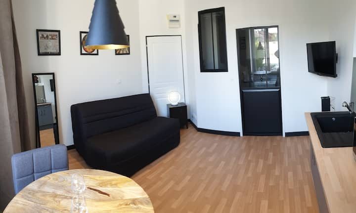 The STUDIO welcomes you in the heart of Chaumont