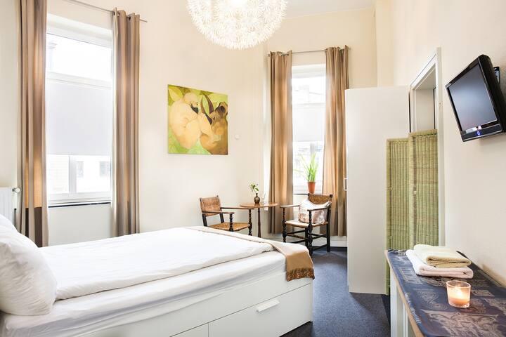 Boutique Hostel Kremer // Sienna Room
