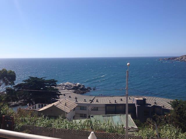 Loft vista al Mar, Reñaca, Cochoa - Viña del Mar - Loft