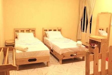 Clean and Comfortable Private Rooms - Maafushi