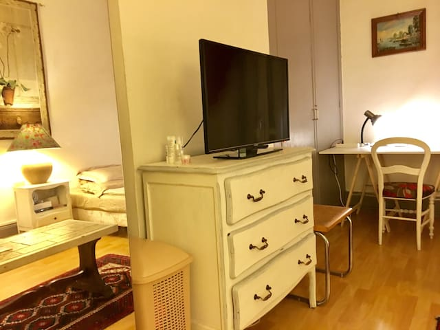 Spacious and comfortable apartment - Le Havre