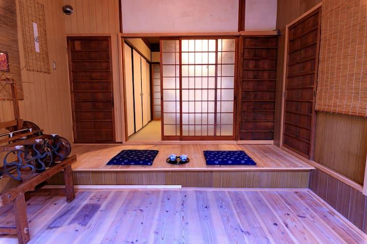 Great price Machiya near Kinkakuji (New Open!) - Kita-ku, Kyōto-shi - Hus