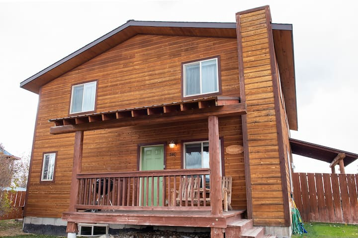 Your base for any season in Teton Valley!