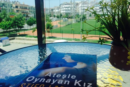 Ebrar Residence is a great vacation in Alanya - Alanya - Apartment