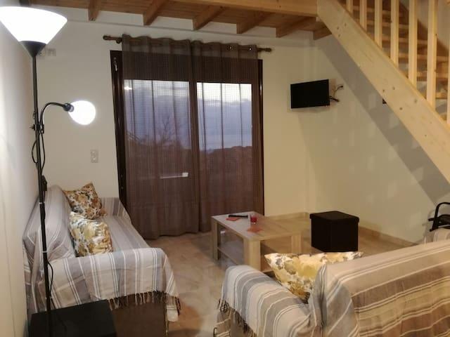 Menina Apartments - Μενινά - Dům