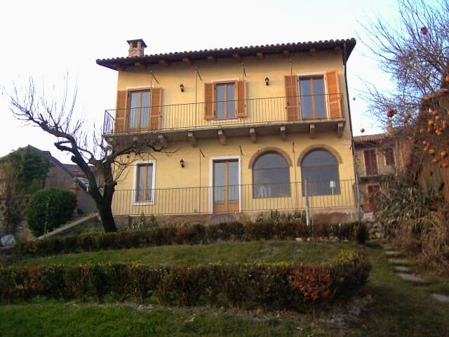 Albaluna, a cottage on Langhe hills - Govone - House