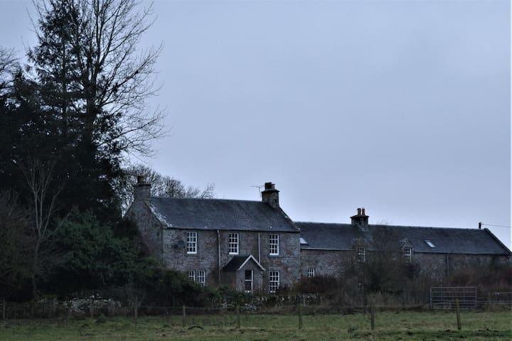 Gorgeous historic house on organic farm