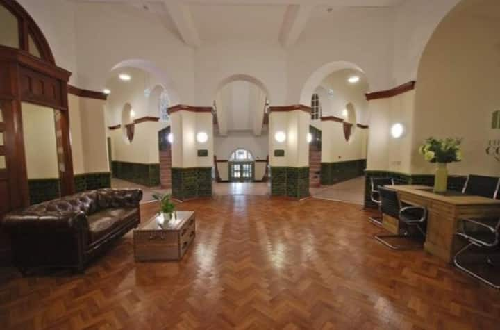 Sought after 2 Story Flat in the Heart of Newport