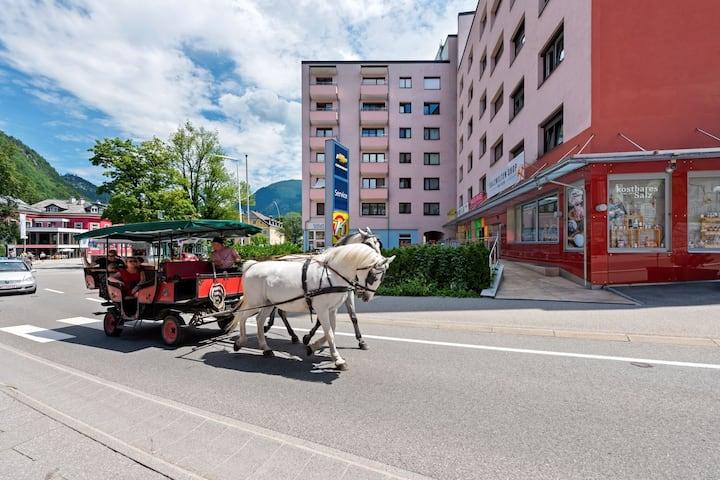 Elegant Apartment in Bad Ischl near Traun River