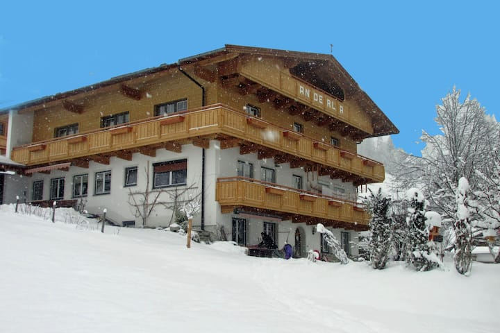 Spacious Apartment with Garden in Tyrol