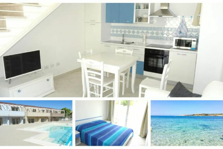 House nature oasi swimming pool, sea and spa