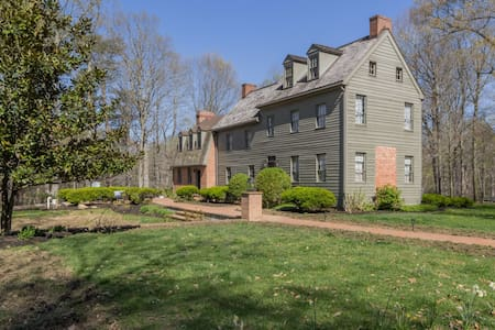 Oxbow Farm - Chestertown - House