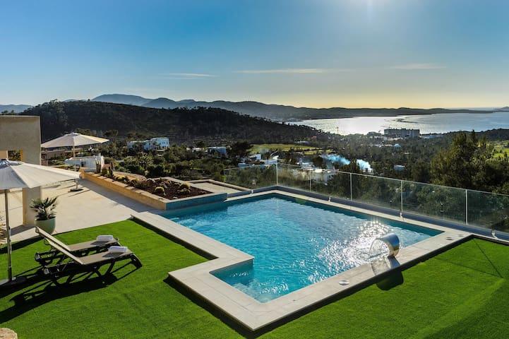 Nueva! Villa Sa Rota Luxury Vista Mar