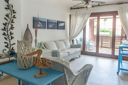 Cabarete two bedrooms Pelican 1-4