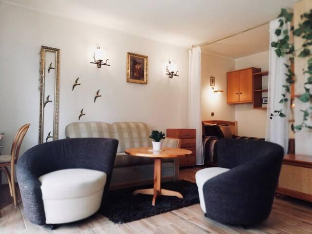 Komfortowy Apartament blisko morza Ustka