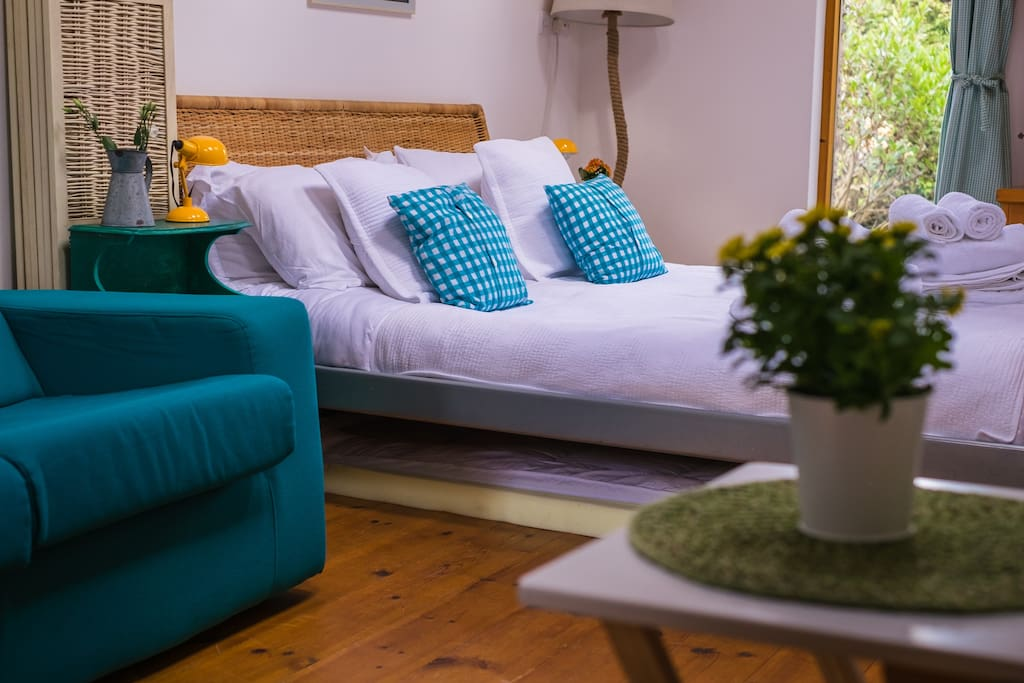 Comfy.... we also supply extra memory foam mattress toppers for the sofa bed for extra comfort