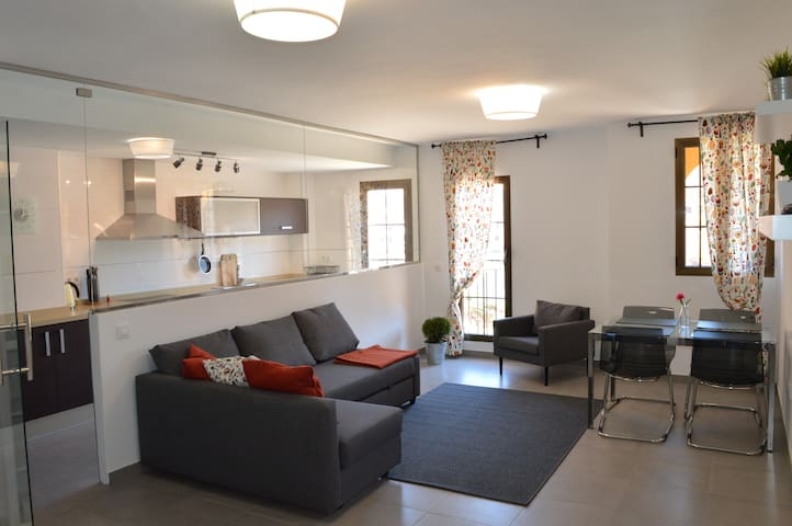 Great apartment with private parking - Port Sa Platja - Apartament