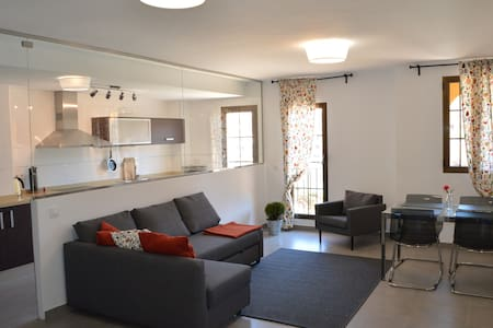 Apartamento con el parking privado - Port Sa Platja - Byt