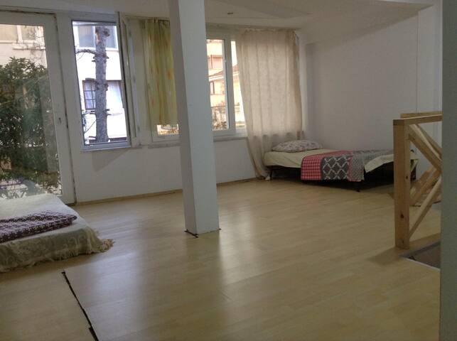 Dubleks ev özel oda - Merkez - House