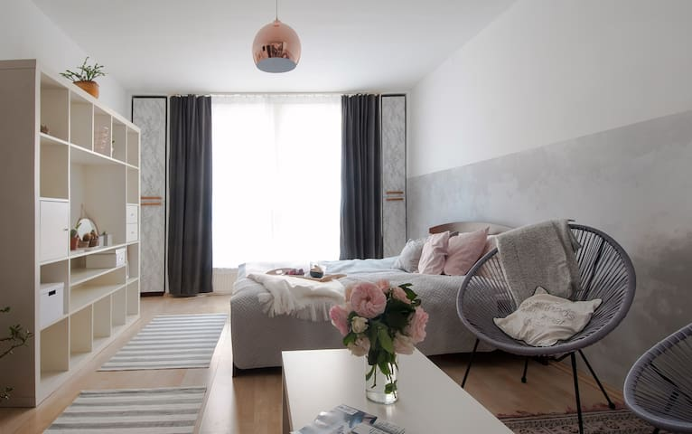 A sweet studio flat in Budapest. - Budapest