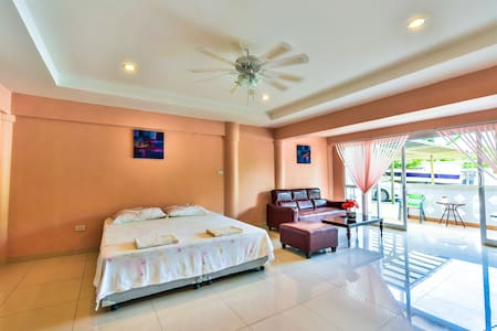 Comfortable, Calm & Cute Apartment - Rawai - Wohnung