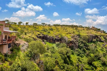 Olohoro Onyore - a stunning Rift Valley retreat