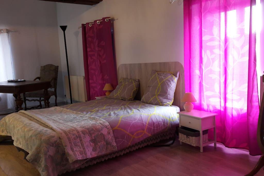 lits  électriques accolés mais séparables